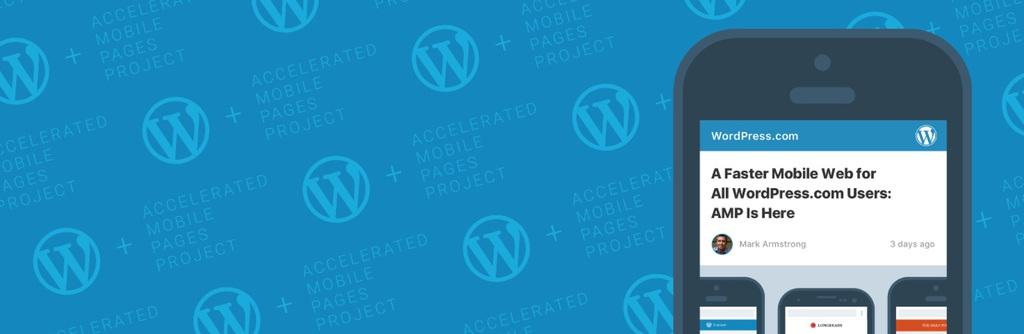 Plugin AMP for WordPress