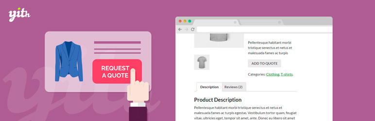 Plugin hay cho WooCommerce: YITH WooCommerce Request a Quote