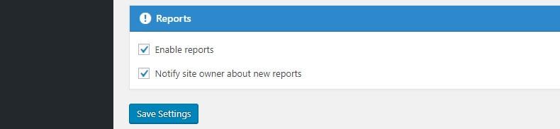 báo cáo