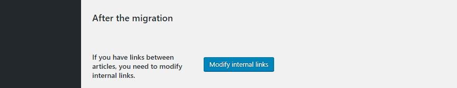 chỉnh sửa link nội bộ internal link
