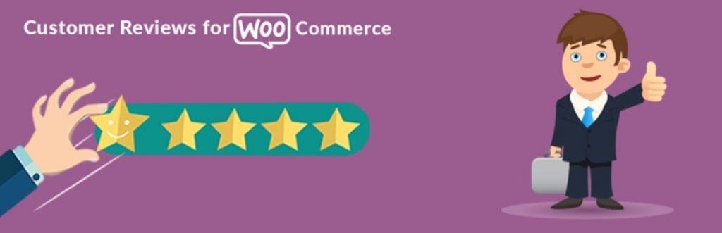 đánh giá của khách hàng từ WooCommerce plugin