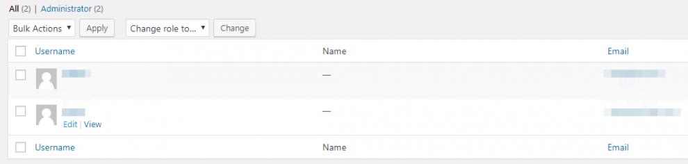 đổi tên người dùng