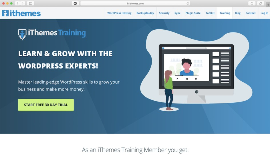 ithemes-training-wordpress