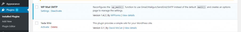 Cấu hình SMTP WP Mail SMTP Plugin
