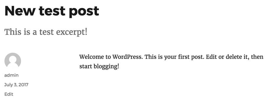 Plugin WordPress kết quả