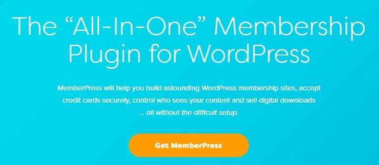 Plugin MemberPress.