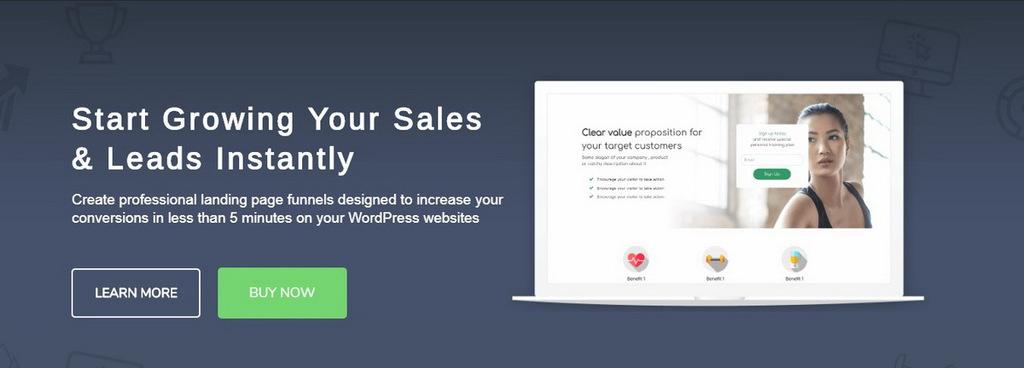 page builder wordpress pluginops