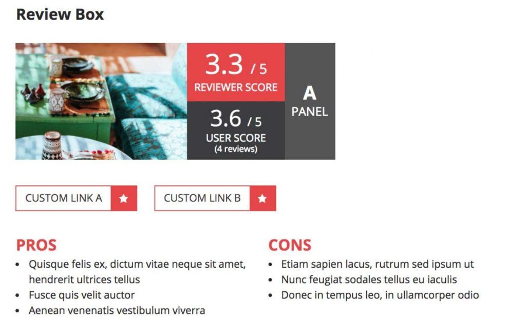 Reviewer WordPress Review Plugin