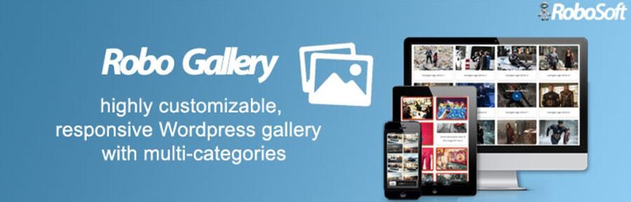 Gallery by Robo plugin.