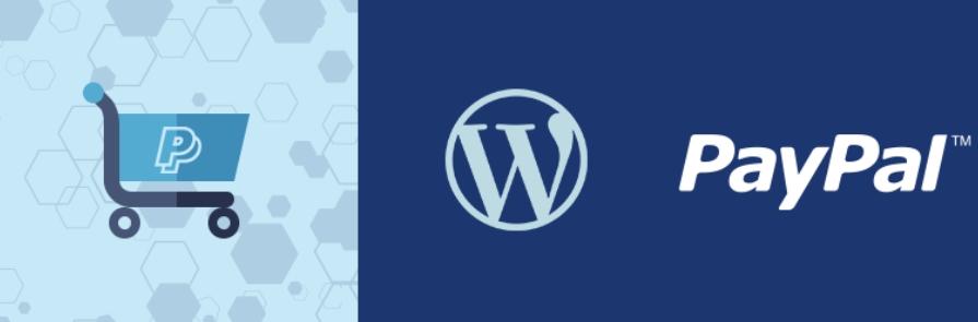 Plugin bán hàng WordPress Simple PayPal Shopping Cart.