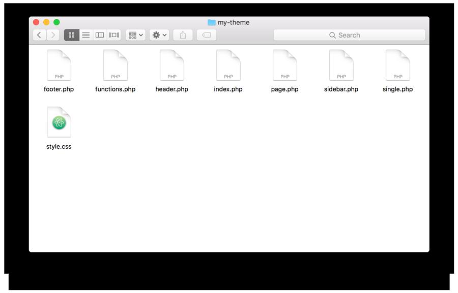 theme wordpress responsive style css