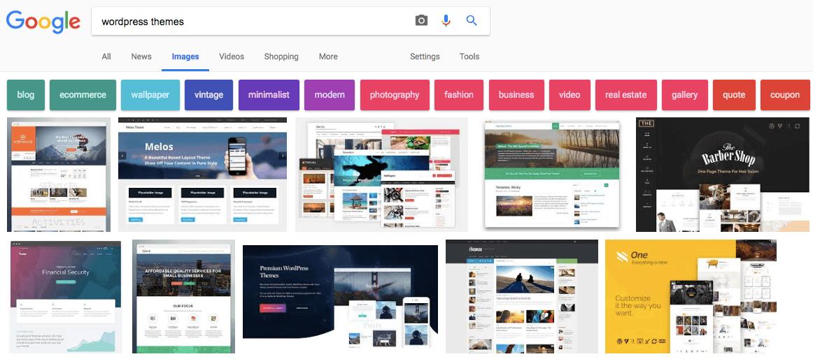 tìm kiếm hình ảnh trên google