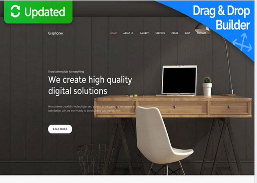 template website builder 30
