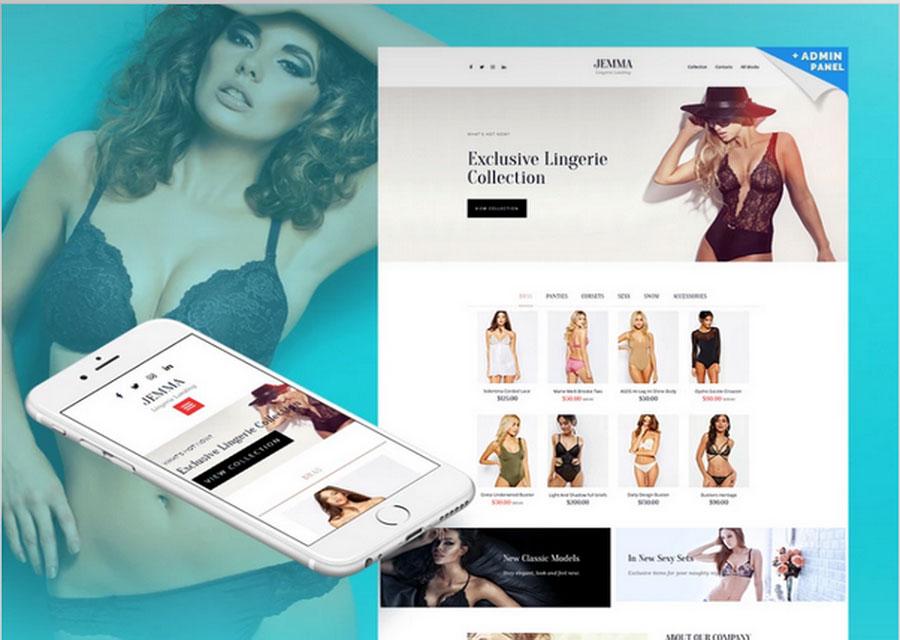 template website 38