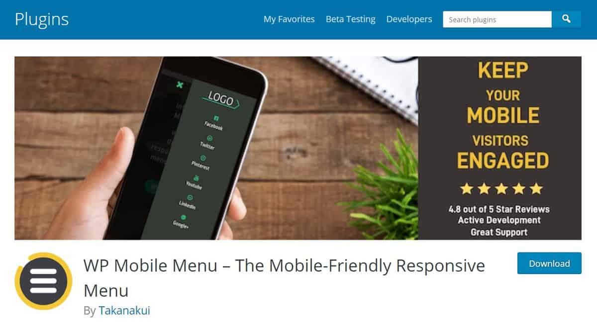 plugin này là giải pháp tốt nhất để tối ưu website cho màn hình di động